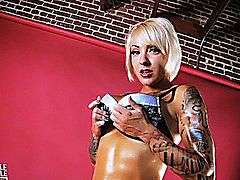 Duchess Dani Tattoos and Skin Video