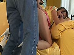 Gorgeous Cuban Lily Saint Gets Hard Anal Fucked