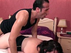 La Cochonne - Hard anal and pussy exploration with naughty mature French amateur