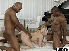 two bbcs to satisfy horny cadence lux