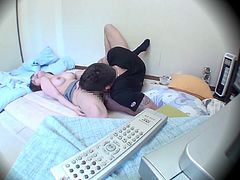 Japanese homestay gone terribly wrong as an Italian exchange student is given free reign to examine the nude body