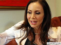 Legendary porn star Kendra Lust, is my girlfriend for the evening. The super sexy milf goddess came over to my hotel room and I jackhammered her pussy hard. Her vagina was warm and wet, and I thrusterd deep inside of her.