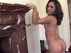 Kristina Rose gets het ass broken by a BBC