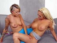Visit official RK Network's HomepageBlonde whores are enjoying private moments together, licking one another and providing pleasure for eachother's shaved twat in a series of lesbian softcore scenes