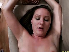 Romeo Price has a great time fucking attractive Katie's mouth