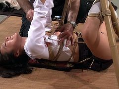 Nyssa Nevers BDSM Punishment - Because I Tease The Boys
