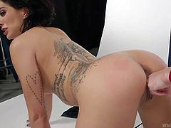 Good manners are the key to success in high society and therefore, no doubt, Lea Lexis is doing a very useful thing, knocking excess nonsense out of sassy asses of these daring bitches. Join and enjoy lesbian ass spanking, bondage, punishment & hardcore sex.