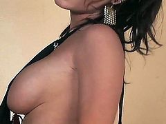 Jessica Jaymes likes to play with cunt. Whether it's day or night, here or there, she'll start rubbing her shaved vagina in lingerie and make herself cum like a real hoe.