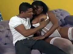 Ebony Hot Vids