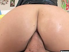 Mike Adriano fucks Lily Carter, Bentley, Lily Labeaul