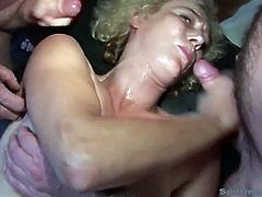 Cum Cum Cum For Housewife Steffi - P1