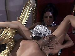 Tory Lane is a brunette with a ballerina like figure, and this ballerina had the wildest dream of getting fucked hardcore in the anus. Now we know that she really wants