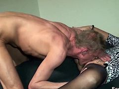 German Big Tit MILF Seduce her Personal Trainer to Fuck