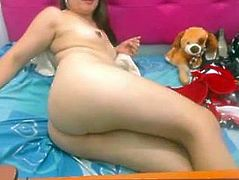 Thalianasex in action on cam - Part 2