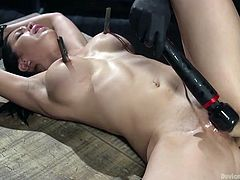 clamped and dominated by the master