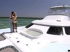 Ronald is her husband and their marriage has been on the rocks ever since she found out he has sleeping with another woman. This is the reason she doesnt feel any guilt about this tryst with a hot tan man in the tropics, and the sex is just so good