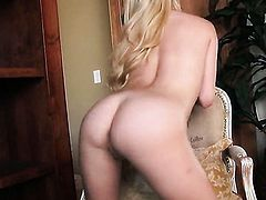 Chloe Lynn is horny as hell and fucks her snatch with her fingers for you to enjoy, Pinkrod.com