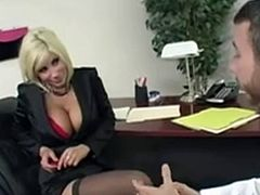 Puma Swede - Big Tits At Work