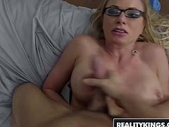 RealityKings   Milf Hunter   Briana Banks Seth Gamble   Busting On Briana