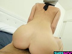 Big dick for newbie Dallas Black