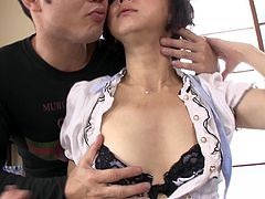 Great orgy session with a couple of nasty Japanese women
