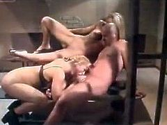 Roxanne Hall getting fucked in prison