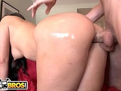 BANGBROS - Latina Babe Valerie Kay's Sweet Big Ass All Over Tony Rubino