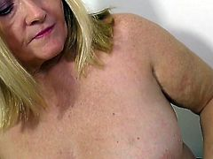 Antoinette is a 60 year old lady with amazing curves. She is indeed a big beautiful woman. Just look at those lovely tits and that big booty. Antoinette was quite a she-devil in her earlier days. She hasn't changed though. She still craves meaty cocks. So what are you waiting for?!