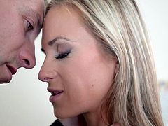 Nothing excites Cristal Caitlin like seeing and feeling a cock