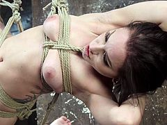 NT slave gets her pussy fingered and toyed