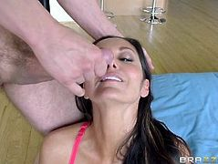 Ava Addams is a wife who needs two cocks