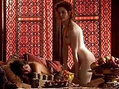 Esme Bianco And Sahara Knite Lesbian Sex In Game Of Thrones