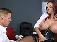 HDBrazzers.com - A Freelance Fucking with Emma Butt