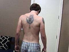 Naked gay sex doctor He grasped the bottle of oil and