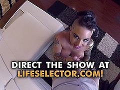 Christy Mack - CumWhore in Action (Interactive POV Porn Show)