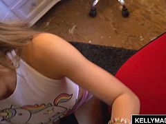 KELLY MADISON - Moka Mora Fucked Hard and Creampied