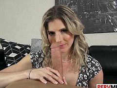 Stepson Bangs His Sultry Stepmother Cory Chase