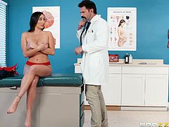 Is this doctor really able to help her or is he interested only in her curvy body and tight wet pussy? Join and find by yourself! Countless doctor, patient scenarios come to life on this site with the sexiest and bustiest doctors imaginable!