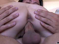 Jennifer Dark is a hot MILF and she still gets all the cock she wants.