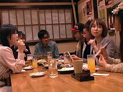 Hot Japanese Under The Table Play
