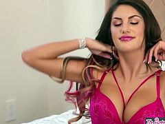 Twistys   August Ames starring at Decadent Goddess