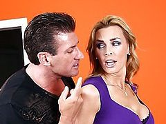 Hot British Knockout Tanya Tate Pleads the Filth!