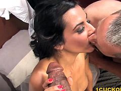 Lou Charmelle Interracial - Cuckold Sessions