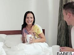 Babes - Step Mom Lessons - Kari and Simony Diamond and Jason