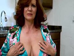Stepmom & Stepson Affair 97 (Moms Lesson)
