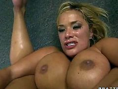 Punished shyla stylez part two