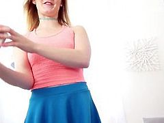 DadCrush - Step Fathers Day Surprise From Blonde Cutie
