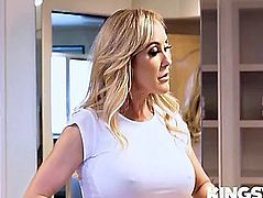 Brandi love,anya olsen in meet my stepmom