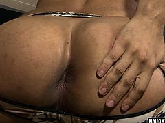 Latin gay casting couch and creampie