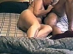 A great bj and swallow by the wife